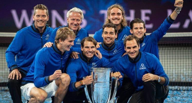 OFICIAL: Se suspende la Laver Cup y regresará en la edición 2021