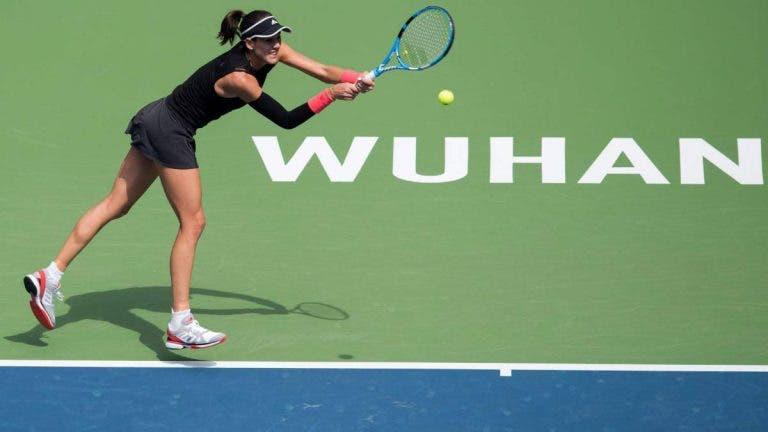 El tenis y otros deportes regresan a la ciudad de Wuhan