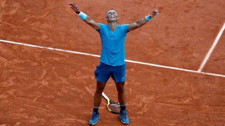 Los 10 tenistas con mayor número de títulos ganados sobre tierra batida