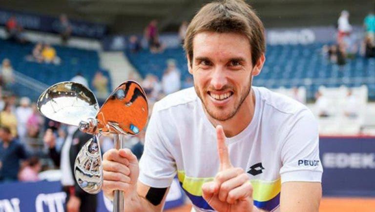 Leo Mayer y su iniciativa para ayudar a los entrenadores de tenis
