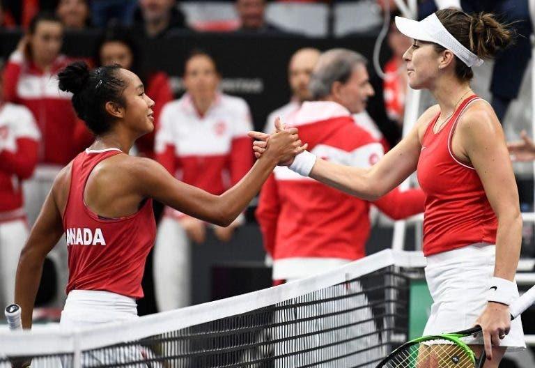 El Banco Nacional de Canadá ayudará a tenistas profesionales