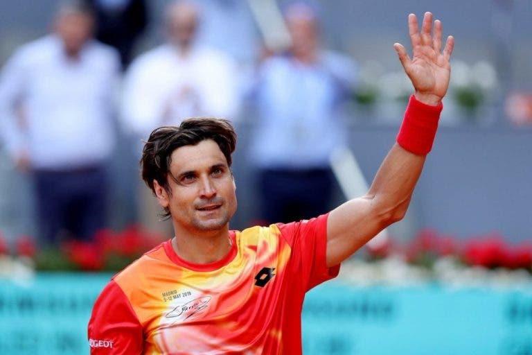 David Ferrer cree que disfrutaremos algunos años más de Federer y Nadal
