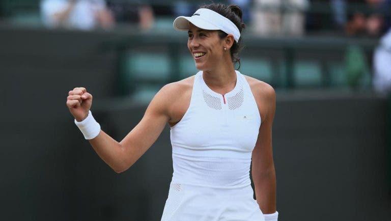 [VIDEO] Muguruza sorprende con llamada a una fanática del tenis