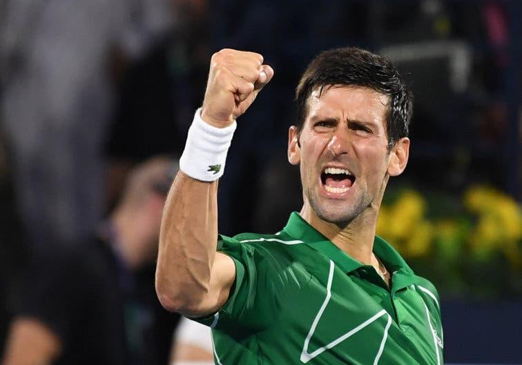 Descongelaron el ranking ATP, después de casi seis meses