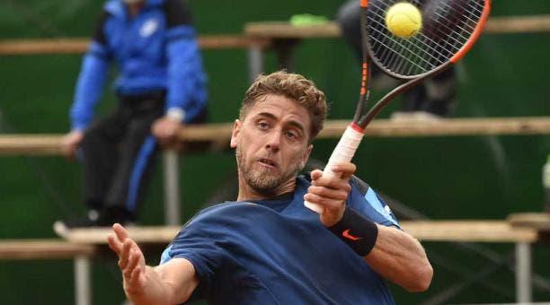 Roberto Quiroz, tenista ecuatoriano top 300 debe someterse a cirugía