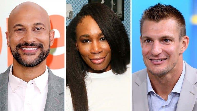 Venus Williams es la estrella de un programa de desafíos en la TV