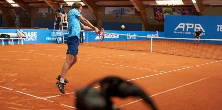 El tenis vuelve a Alemania, pero no todos los tenistas están felices