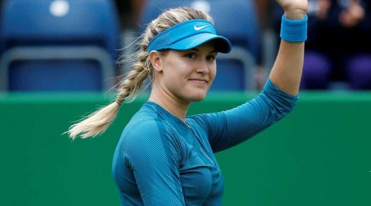Bouchard es la única NO europea en el WTA de Praga