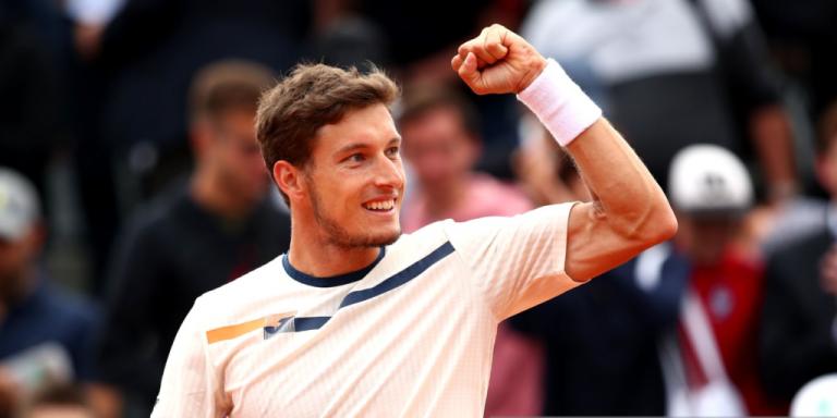 Carreño-De Miñaur y Murray-Skupski pasan a 'semis' de dobles
