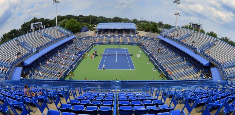 El ATP 500 de Washington podría realizarse con poco público