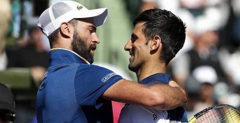 Benoit Paire: «Djokovic, eres fastidioso. ¿Por qué has revelado nuestro secreto?»