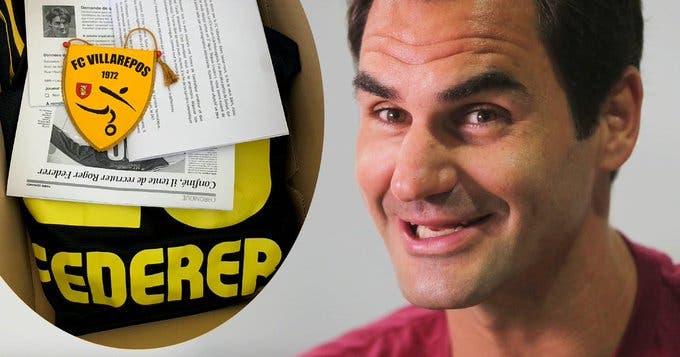 Club de fútbol suizo ofrece contrato a Roger Federer