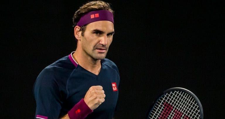 Roger Federer sí que ha tenido mala racha en Roma