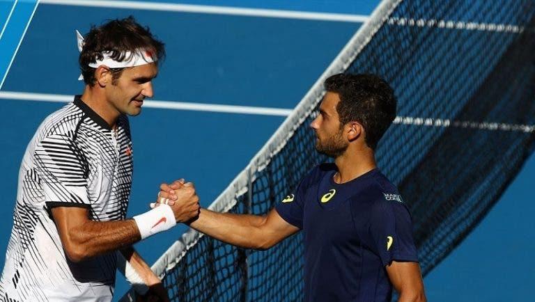 Rubin: «Pensé que sería una buena idea hacer que Federer enloqueciera»