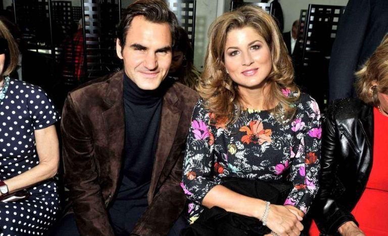 A Roger Federer le aconsejaron que no saliera con Mirka