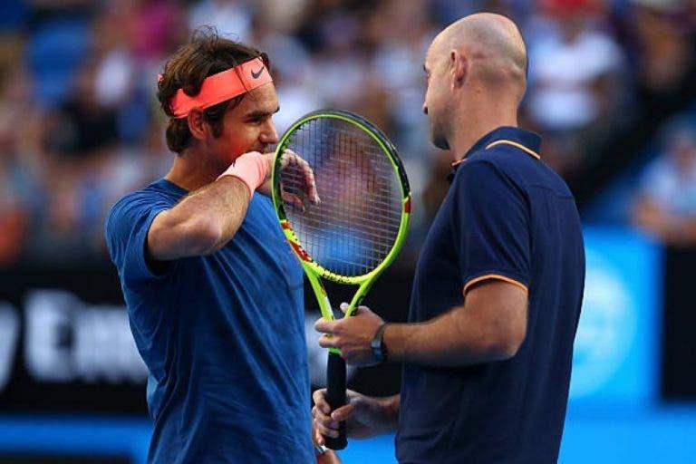 Ivan Ljubicic: «No entrenaré a nadie más cuando acabe con Federer»
