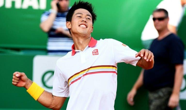 Kei Nishikori revela por qué eligió el tenis sobre otros deportes