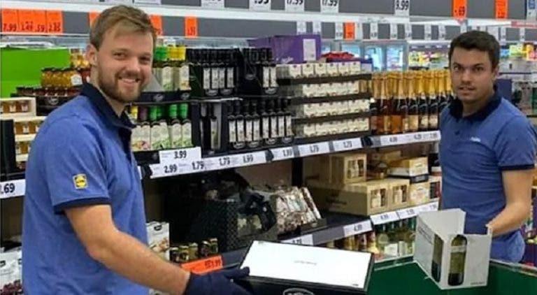 Campeón de Roland Garros que trabaja en supermercado: «Soy muy afortunado de ser tenista»