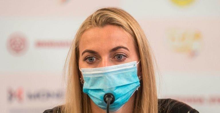 Kvitova: «Prefiero cancelar Grand Slams que jugarlos sin público»