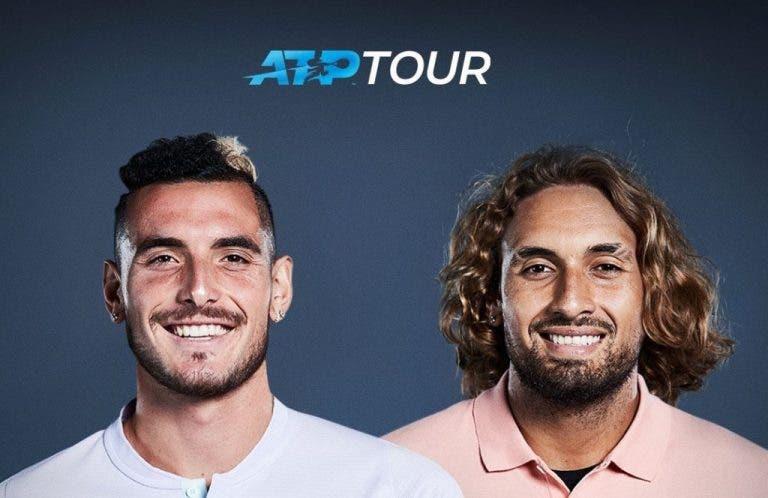 ¿Cómo lucirían algunos tenistas si intercambiasen sus peinados?