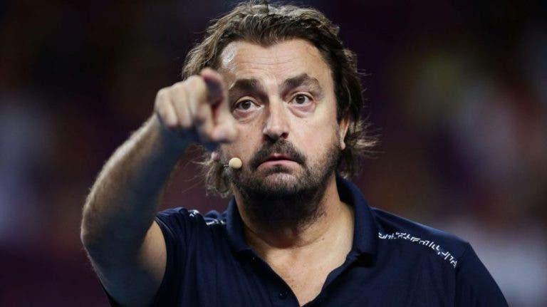 Leconte no tiene dudas: «El tenis no se está hundiendo, pero está muy cerca de que pase»