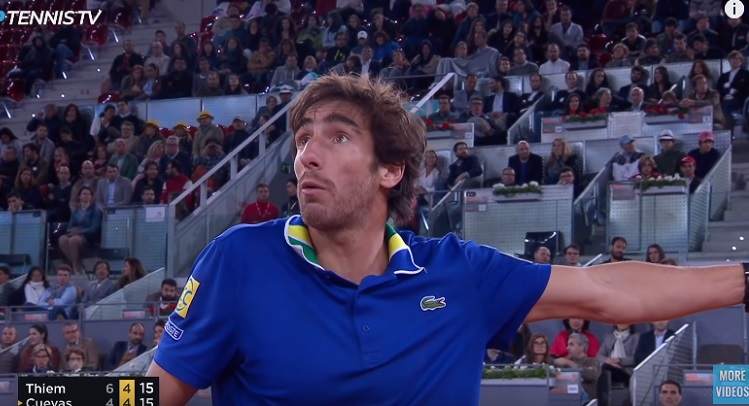 [VIDEO] Los cinco momentos más dramáticos del Madrid Open