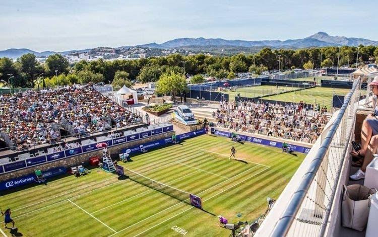 Primera edición del ATP 250 de Mallorca se pospone hasta 2021