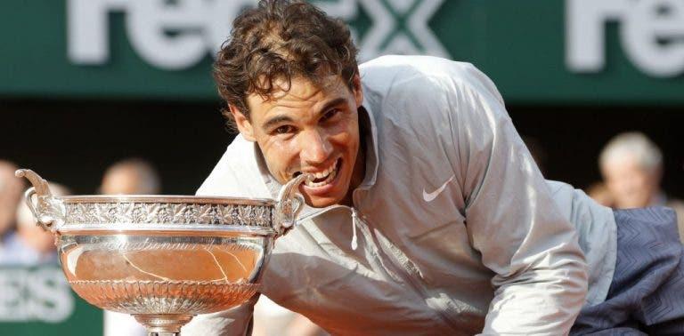 Nadal piensa que alguien superará su récord en Roland Garros