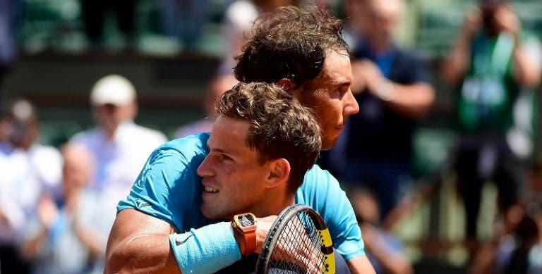 Schwartzman recuerda su encuentro ante Nadal en Roland Garros 2018