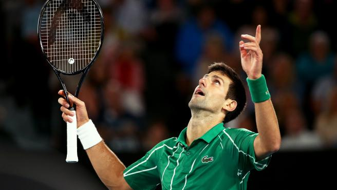 [VIDEO] Novak Djokovic por fin regresa a las canchas