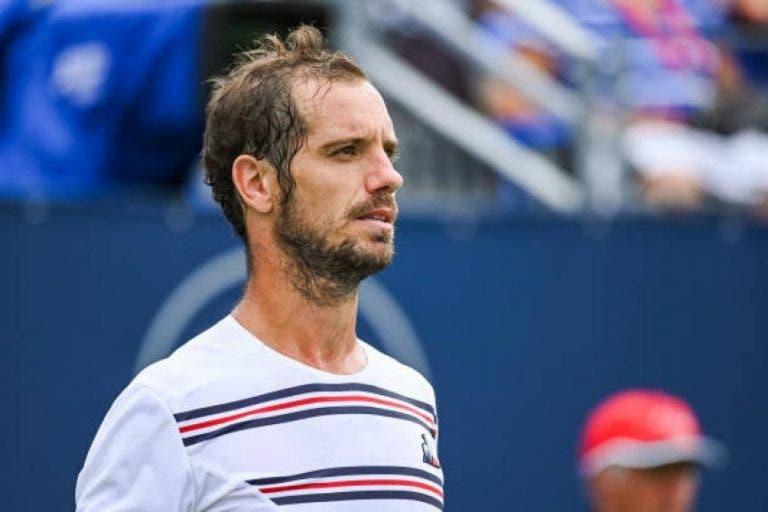 Gasquet dice que el año pasado era impensable no jugar Roland Garros