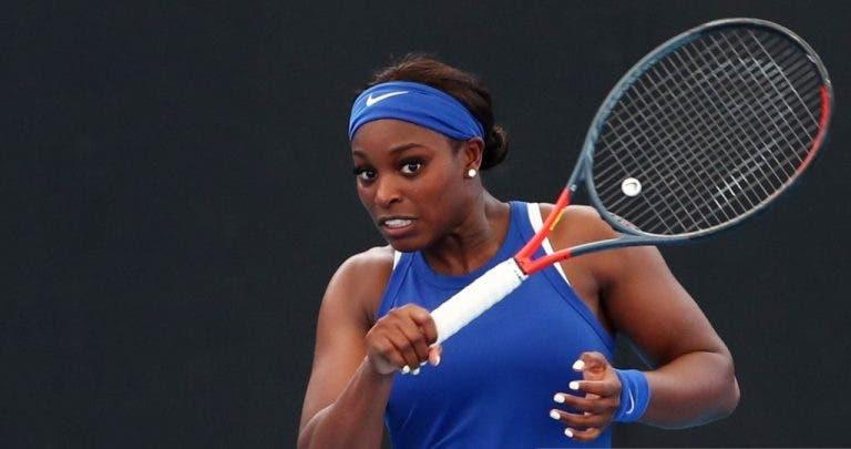 Sloane Stephens sugiere la presencia del Ejército de EE.UU. en el US Open