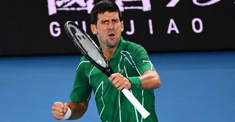 Becker dice que Djokovic quiere superar todos los récords del tenis