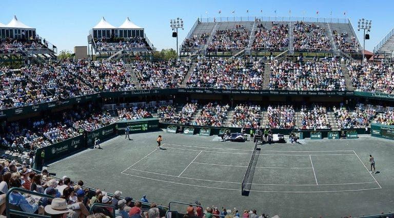 Torneo de Charleston WTA: orden de juegos de la primera jornada