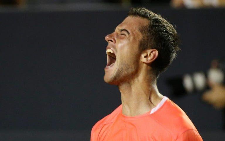 Djere: «No me imagino quedándome en Serbia y perdiéndome el US Open»