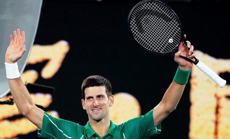 Torneo de Djokovic en Belgrado vende 1.000 entradas en siete minutos