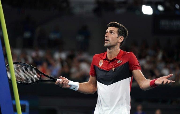 Djokovic dice que las ideas de USTA para el US Open son 'extremas e imposibles'