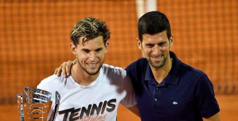 Djokovic cree que debería haber torneos ATP y WTA en Serbia