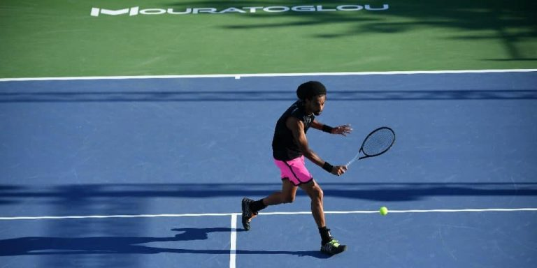 Dustin Brown no jugará hoy en el Ultimate Tennis Showdown