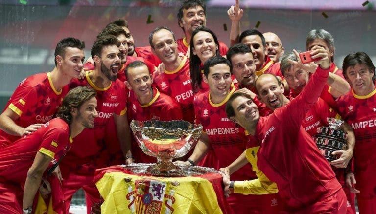 Las Davis Cup y Fed Cup Finals ya NO se realizarán este año