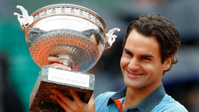 Novak Djokovic deja grandes elogios a Roger Federer