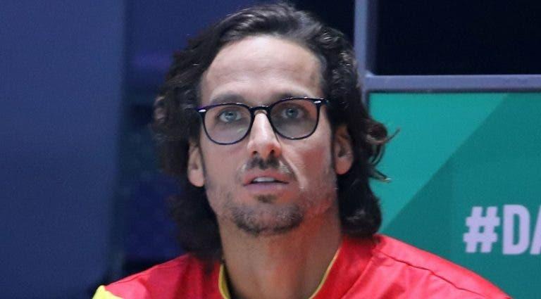 Feliciano López espera poder contar con público en el Mutua Madrid Open