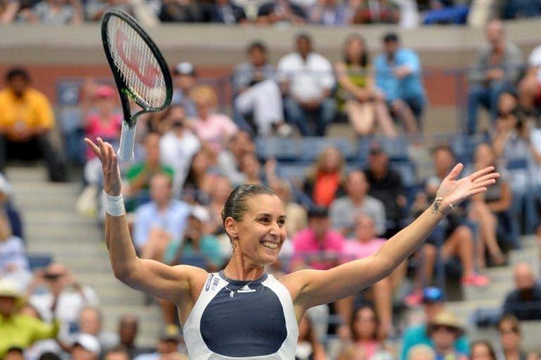 Pennetta: «El tenis femenino necesita a alguien que venda entradas»