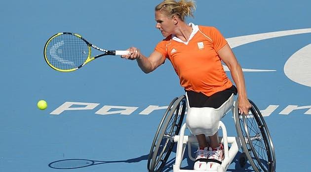 ITF y Grand Slams ayudarán con $300.000 al tenis de silla de ruedas
