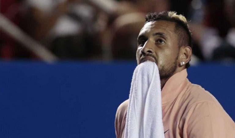 Kyrgios reacciona al torneo de Mouratoglou: «¿Qué es esto?»