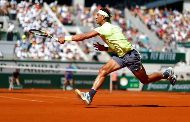 Leconte y Grand Slams: «Imagino que Nadal se centraría en Roland Garros»