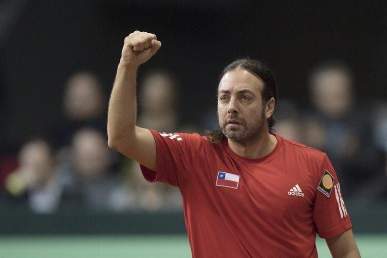 Nicolás Massú, orgulloso de Thiem: «Va a seguir teniendo muchos Grand Slams por delante»