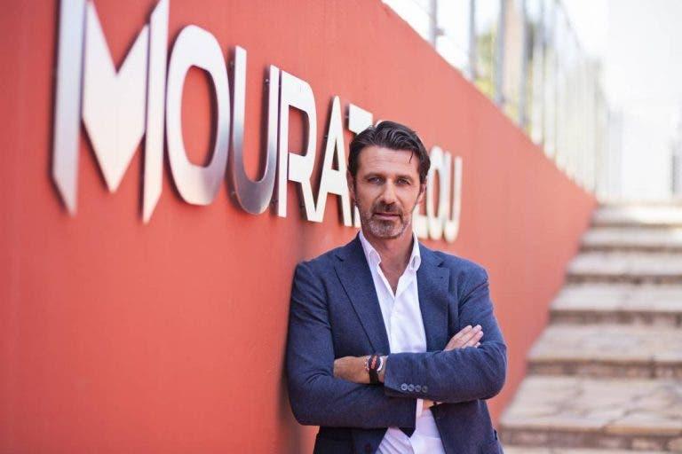 Mouratoglou será protagonista de una serie de Netflix