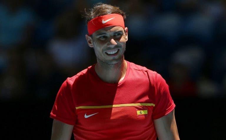 Moyá: «Nadal quería jugar todos los torneos, pero ya no tiene 20 años»