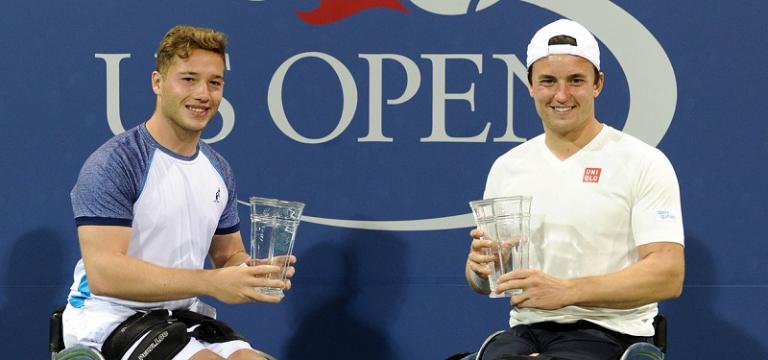 El US Open podría tener torneo de tenis en silla de ruedas